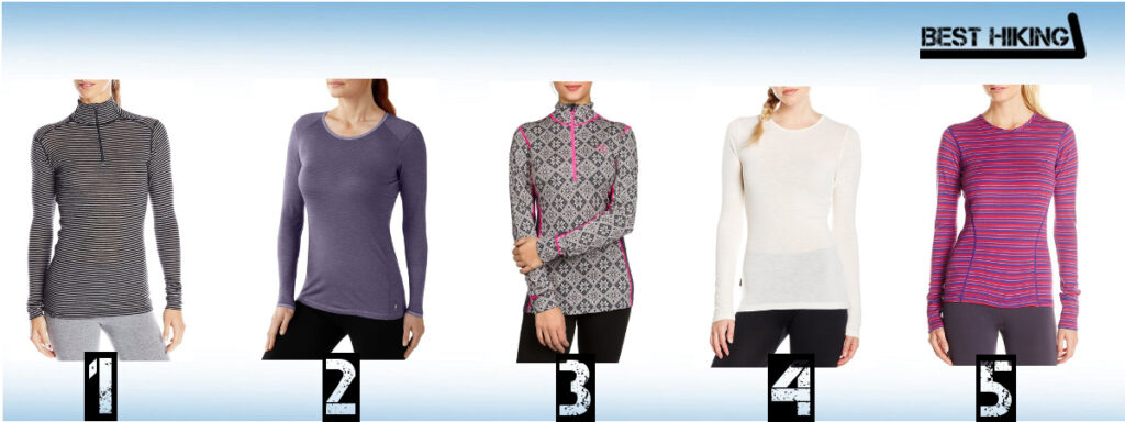 The Best Merino Base Layers for Women
