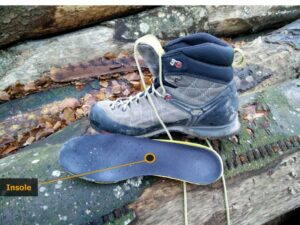 Hiking Footwear Guide - Insole
