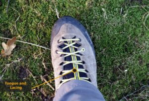 Hiking Footwear Guide - Lacing and Tongue