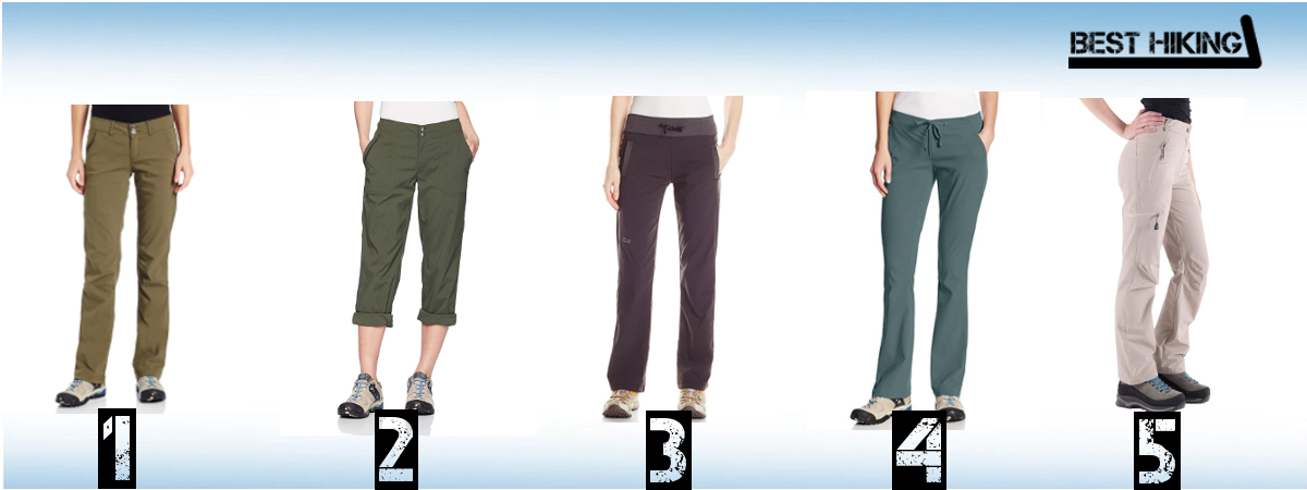 Best women's hiking pants