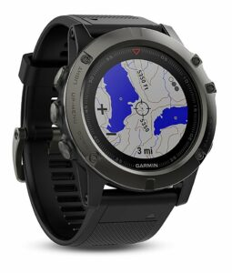 Garmin Fenix 5 - Mapping