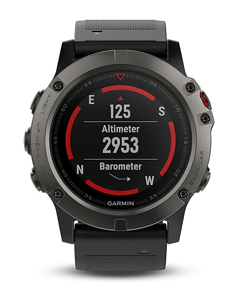 Garmin Tracking System >> Garmin Fenix 5 – GPS Watch with Maps - Best Hiking