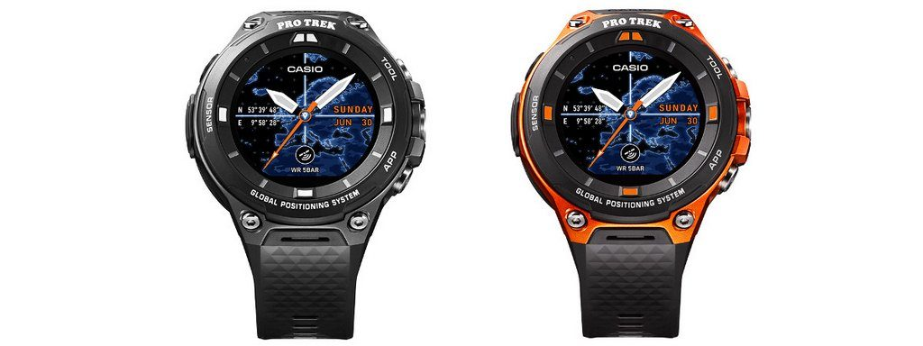 Casio Pro Trek Smart Collection