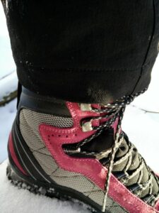 Scarpa Marmolada Trek - Lacing Loops