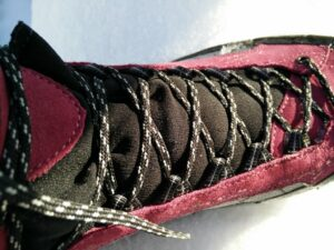 Scarpa Marmolada Trek - Tongue and Lacing