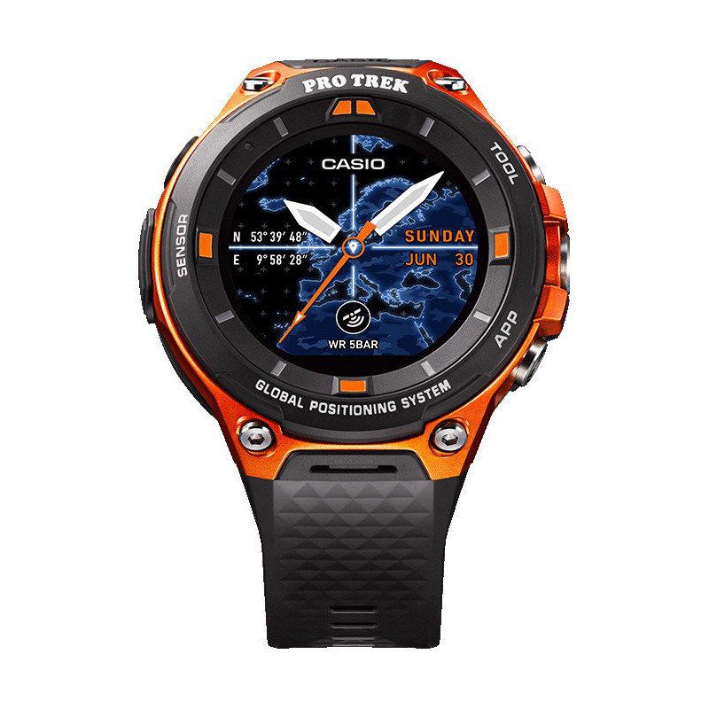 e24606cd32f Casio Pro Trek Smart WSD-F20 Preview - Best Hiking