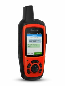 Garmin inReach - Messages