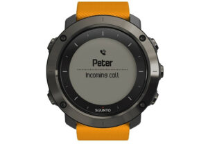 Outdoor Watches - Suunto Traverse watch has Bluetooth