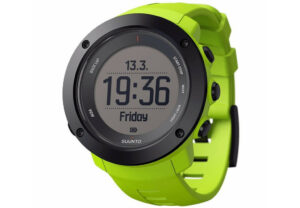 Outdoor Watches - Suunto Ambit 3 Peak watch has vibration alerts