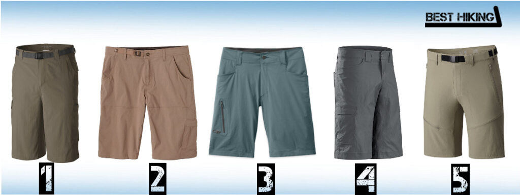 Best Hiking Shorts