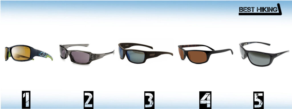 Best Hiking Sunglasses for Men