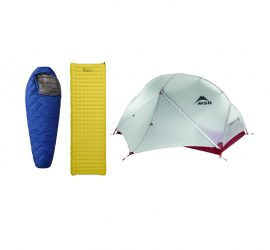 Hiking Sleeping Equipment Guide