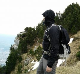 Montane Minimus Jacket - Testing in Grenoble