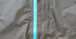 Montane Minimus Jacket – Waterproof zipper
