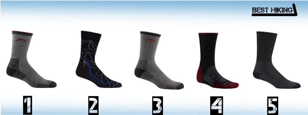 Best Hiking Socks for Summer