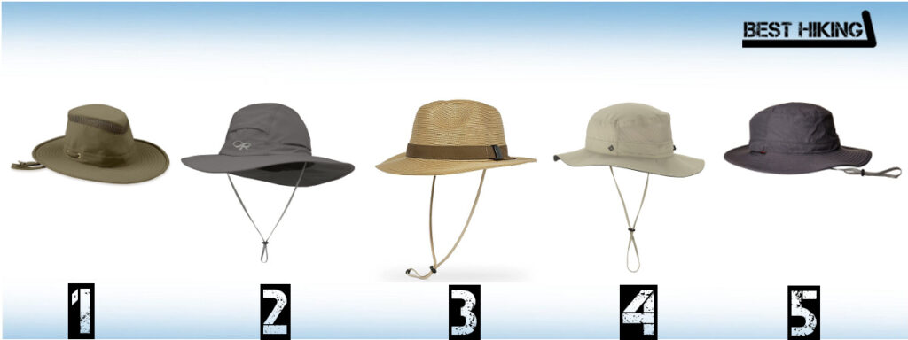 Best Sun Hats for Hiking