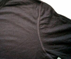 Woolly Ultralight Merino T-Shirt - Flatlock Seams
