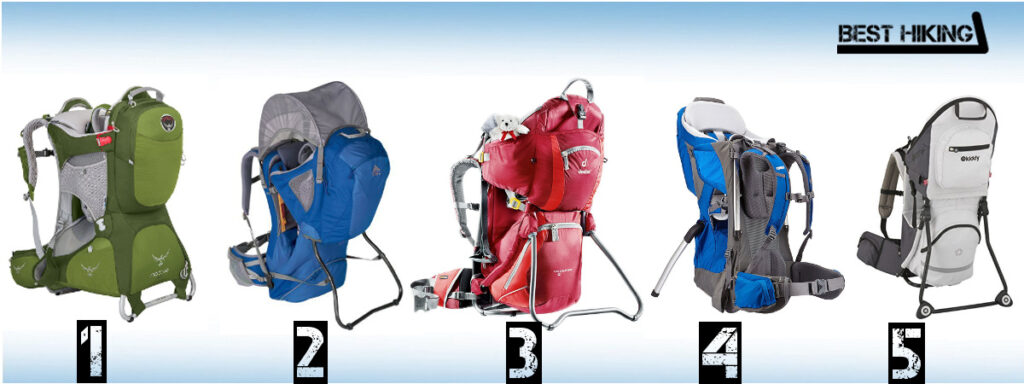 Best Child Carrier Packs