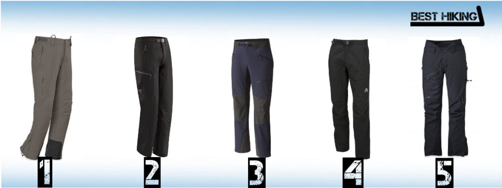 Best Softshell Pants
