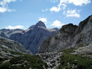 Stenar Trail - Impressive Triglav northern wall