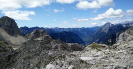 Stenar Trail – View from the top