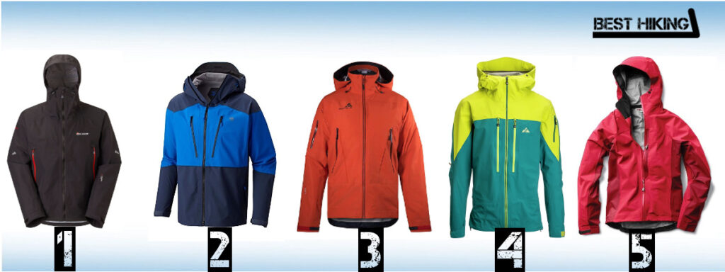 Best Polartec NeoShell Jackets