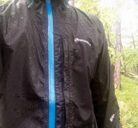 Rainwear - Hydrostatic Head and Breathability