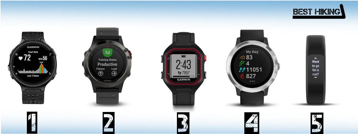 The Best Garmin Watches to Buy in 2019 - Best Hiking