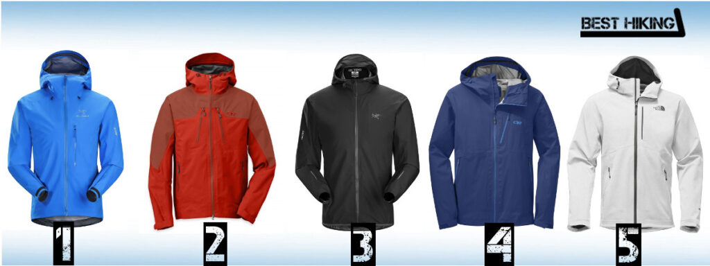 Best Gore-Tex Jackets