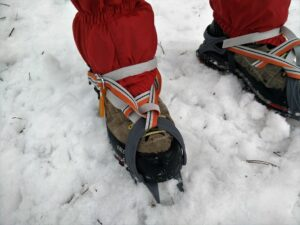 Winter Hiking Gear - Crampons