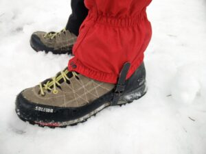 Winter Hiking Gear - Gaiters