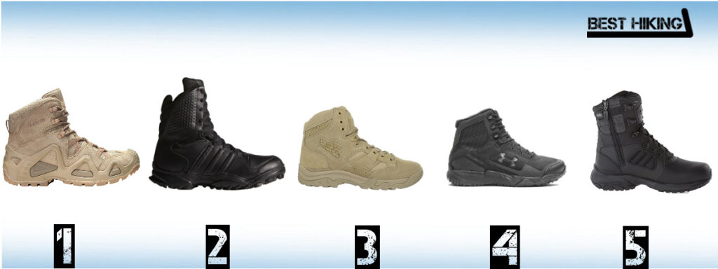 8c429236ea1 Best Military Boots of 2019 – Tactical Boots - Best Hiking