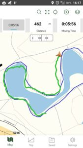 Gaia GPS Hiking App