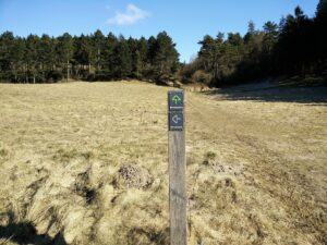 Mols Bjerge Trail - Follow the naturruten