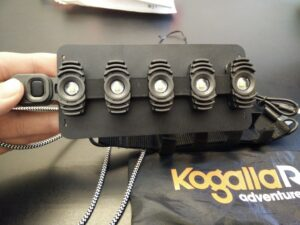 Kogalla Ra - With Magnetic Panel