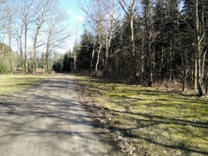 Ulstrup Creek Trail - Starting Point
