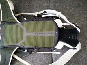 How to fit a backpack - Adjustable suspension system on Osprey Talon