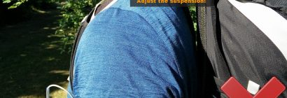 Shoulder Straps – Wrong Position