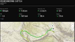 How to Train for Hiking and Backpacking - Track progress with a hiking watch