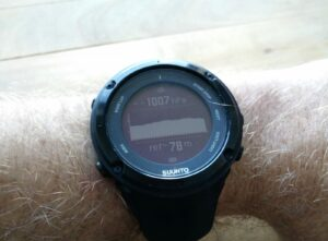 Suunto Watch Barometer - Older Models (Ambit, Traverse, Vector, Core)