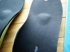 Solestar Hiking Insole - Design