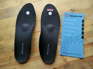 Solestar Hiking Insole - The insoles