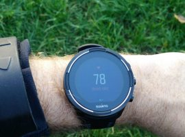 Suunto 9 Baro – Daily heart rate