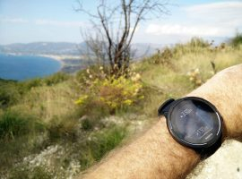 Suunto 9 Baro – Route navigation with altitude profile