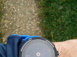 Suunto 9 Baro – All GPS sport modes create breadcrumb trail of your workout