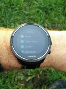 Suunto 9 Baro - Settings