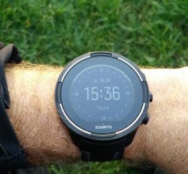 Suunto 9 Baro - Watch face