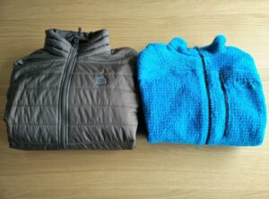 Fleece VS Synthetic Fill Jackets