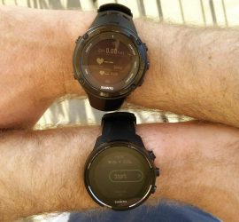 GPS Accuracy: Suunto Ambit 2 vs Suunto 9