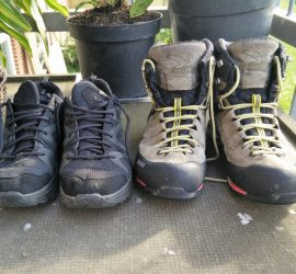 Hiking Boots vs. Hiking Shoes vs. Trail Runners